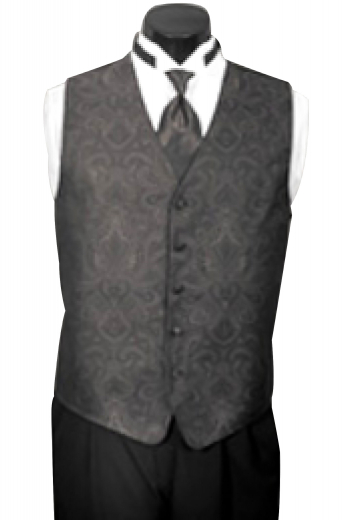 No pocket five button waistcoat with an angled and curved tip V semi square front made to fit you comfortably.