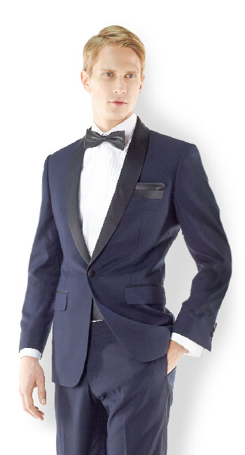 Tuxedo and Dinner Suits