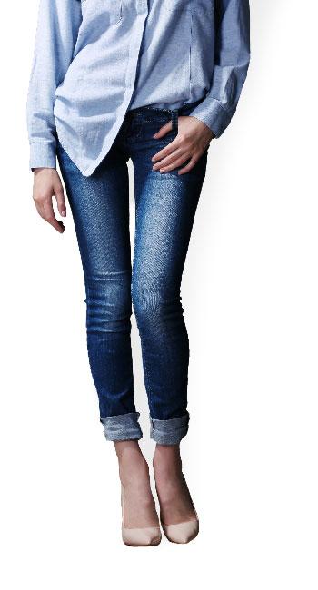 Womens Custom Jeans
