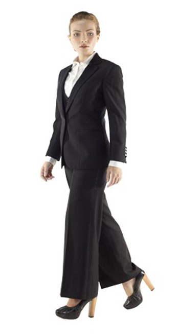 Womens Suits with vest