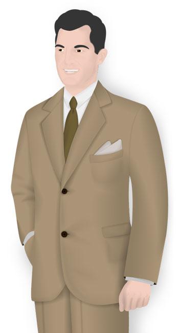 Vintage Custom Suits
