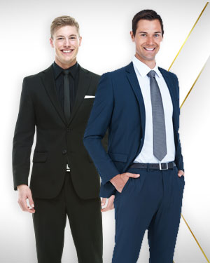 Summer Wardrobe Revamp - 2 Suits, 2 Shirts and 2 Neckties from our Premium Collection