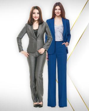 Splish-splash savings - 2 suits in Light Weight wools