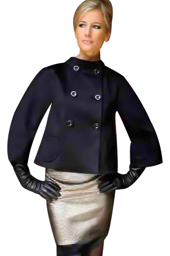 Womens Deluxe Womens Coats & Outerwear