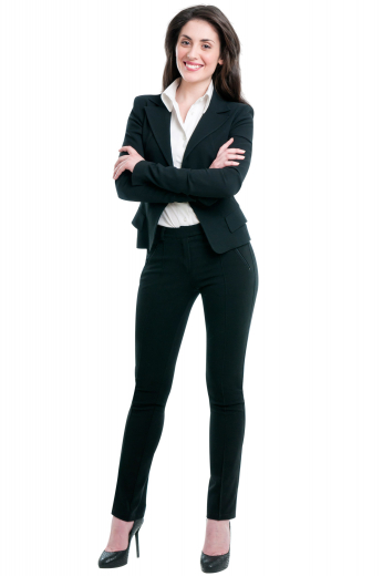 These womens handmade black dress pants in wool are stunning pieces of corporate excellence by My Custom Tailor. These affordable womens custom made slim fit dress pants feature an extended waistband with a button, a zipper fly, and comfortable belt loops. These womens tailor made black suit pants also feature hand sewn cuff hems, a flat front, and 2 double piped lower pockets. You can wear these womens bespoke wool suit pants with womens slim fit blazers and make a trendy office appearance like never before.