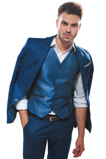 Mens Classic – Mens three piece Suits – style number 16321