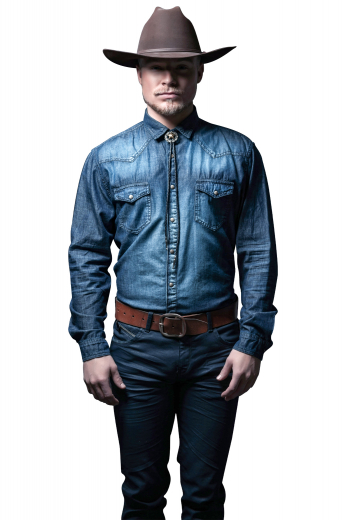 Mens Classic – Custom Made Jeans – style number 16475