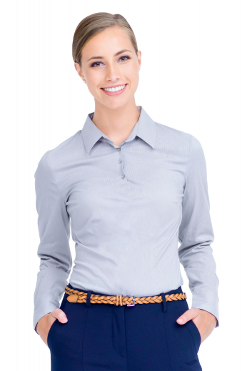 Polo & Golf Shirts – Womens Custom Polo & Golf Shirts – style number 17216