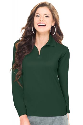 Polo & Golf Shirts – Womens Custom Polo & Golf Shirts – style number 17221