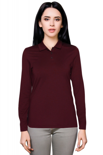 Polo & Golf Shirts – Womens Custom Polo & Golf Shirts – style number 17222