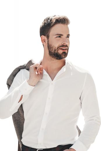 Mens Premium – Evening Dress Shirts – style number 17348