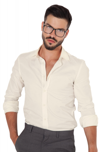 Mens Premium – Evening Dress Shirts – style number 17349