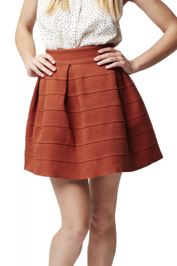 Womens Heritage Gold – Custom made Skirts – style number 17362