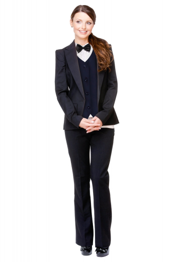 Womens Heritage Gold – Womens Suits with vest – style number 17385