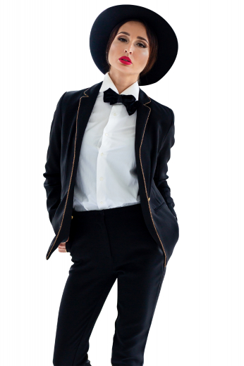 Womens Heritage Gold – Womens Tuxedo – style number 17390